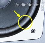 Repairkit foam Quadral Balin MK II (2) Phonologue E