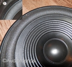 1 x Foam surround for 8 inch Infinity Reference 61mk2