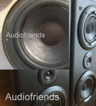 1 x Foamrand for diverse Castle speakers