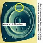 ! x Schaumstoff Sicke für KLH Research Ten Model CL-4